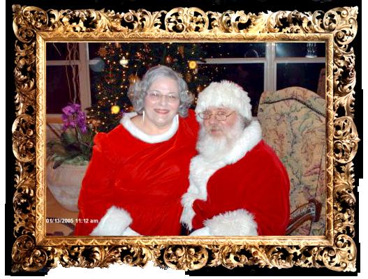 Cowtown Santa